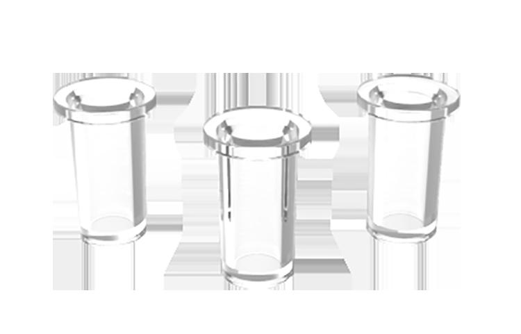 Plastic Sample Vessels